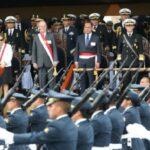 Kuczynski: Que quede absolutamente claro que no se 'chuponea' en Palacio