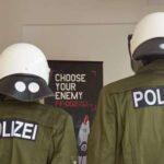 Un ultraderechista hiere a cuatro policías en un tiroteo en Alemania