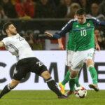 Eliminatorias Rusia 2018: Alemania derrota 2-0 a Irlanda del Norte
