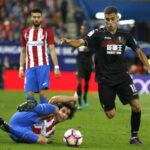 Liga Santander: Atlético Madrid apabulló por 7-1 al Granada