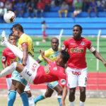 Juan Aurich golea 3-0 a La Bocana que se despide de la primera división