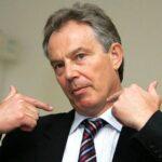 Ex líder laborista Tony Blair insinúa que podría volver a la política