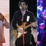 Bosé, Juanes y Vives en evento musical bilingüe en frontera EEUU-México