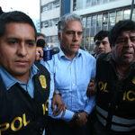 Francisco Boza fue llevado a la Sala Penal Nacional (VIDEO)