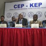 Haití: Aplazan las elecciones generales debido al huracán Matthew