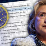 FBI difunde documentos que complicarían campaña de Hillary Clinton
