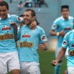 Sporting Cristal: Diego Ifrán fue noqueado tras recibir pelotazo en la cara