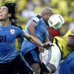 Eliminatorias Rusia 2018: Colombia y Uruguay regalan un partidazo (2-2)