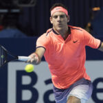 Torneo de Basilea: Del Potro avanza y enfrentará en cuartos a Nishikori
