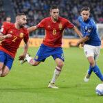 Eliminatorias Rusia 2018: Italia empató de penal 1-1 con España