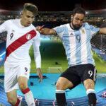 Eliminatorias Rusia 2018: Perú tuvo osadía para empatar 2-2 con Argentina