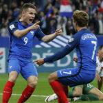 Eliminatorias Rusia 2018: Francia se recupera y golea 4-1 a Bulgaria