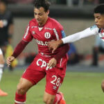 Universitario en gran reacción empata 4- 4 con San Martín por la Liguilla B