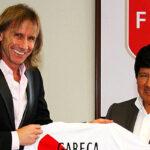 ¿Qué dijo Edwin Oviedo sobre Ricardo Gareca y su permanencia hasta el 2022?