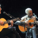 Gilberto Gil recibe alta médica y confirma concierto con Caetano Veloso