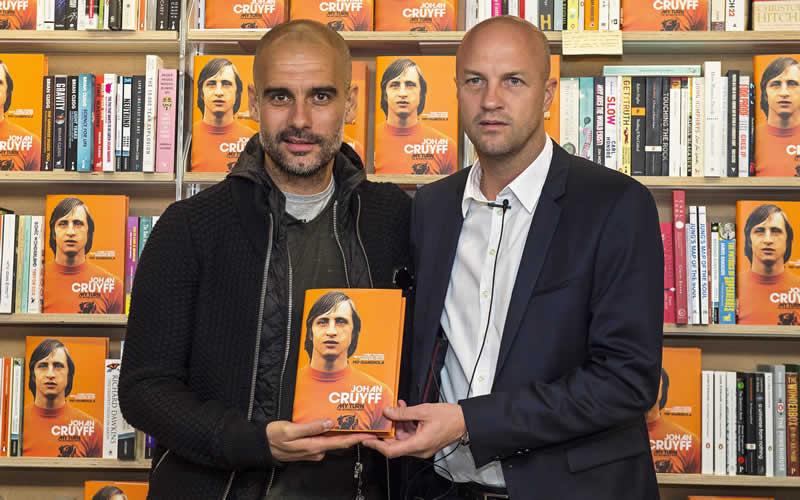 Guardiola: 'creía que sabía de fútbol, hasta que conocí a Cruyff'
