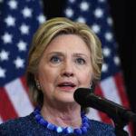 Hillary Clinton: Es imperativo que el FBI explique sobre nuevos correos