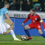 Eliminatoria Rusia 2018: Inglaterra sólo logra empatar con Eslovenia