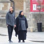 Reino Unido: Janet Jackson vistió una burka árabe para ocultar su embarazo