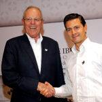 Kuczynski y Peña Nieto hablaron sobre gas y la Alianza del Pacífico