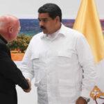 Venezuela: Enviado del Vaticano para el diálogo se reúne con Maduro