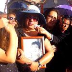 Último adiós a Margarita Patiño en el mausoleo de los periodistas