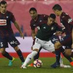 Liga Santander: Osasuna logra su primer triunfo por3-2 frente al Eibar