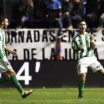 Liga Santander: Betis en el último minuto derrota por 1-0 al Osasuna