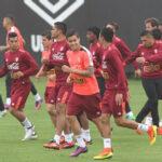 Selección peruana: Raúl Ruidíaz arranca de titular ante Argentina