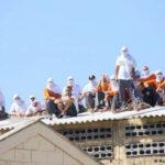 Brasil: Intento de fuga masiva deja al menos 20 muertos en cárcel de Belén (VIDEO)