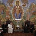 Georgia: El Papa se despide pidiendo una difícil unidad con ortodoxos