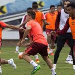 Selección peruana: Carlos Lobatón, Irven Ávila y Beto Da Silva arrancan contra Chile