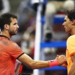 Abierto de China: En cuartos búlgaro Grigor Dimitrov elimina a Rafa Nadal