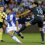 Liga Santander: Real Sociedad deja mala racha al ganar 2-0 a Leganés