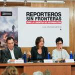 RSF: Varios periodistas latinoamericanos candidatos a premio Libertad de Prensa