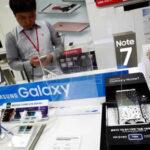 Samsung ofrecerá devolución del dinero a compradores del Galaxy Note 7