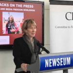 """EEUU: CPJ dice que Trump es una """"amenaza"""" para prensa libre en el mundo"""