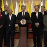 Seis países latinoamericanosfirman compromiso de apoyar a Colombia