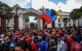 Venezuela-manifestantes ch