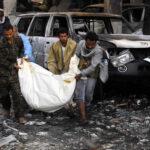 Yemen: Bombardeo de coalición árabe deja 82 muertos y más de 500 heridos