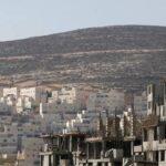 """Israel rechaza acusaciones de EEUU de crear """"nuevo asentamiento"""""""