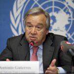 Guterres se declara honrado y feliz por ser favorito para liderar la ONU