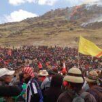 Las Bambas: Gobierno peruano suspende reunión con comunidades campesinas