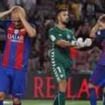 Barcelona pierde 8 puntos en 7 jornadas sus peores cifras desde el 2005
