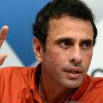 Venezuela: Henrique Capriles insiste que se realizará marcha al Palacio presidencial