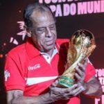 Carlos Alberto el legendario capitán de Brasil muere a los 72 años