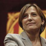 Cataluña: Querellan por desobediencia a presidenta del Parlamento