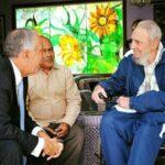 Rebelo de Sousa visita a Fidel Castro y reafirma interés en Latinoamérica