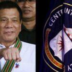 Presidente filipino Duterte reta a la CIA que intente derrocarlo
