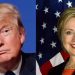 EEUU: Hillary Clinton con5 puntos de ventaja sobre Donald Trump